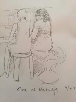 pianolektion
